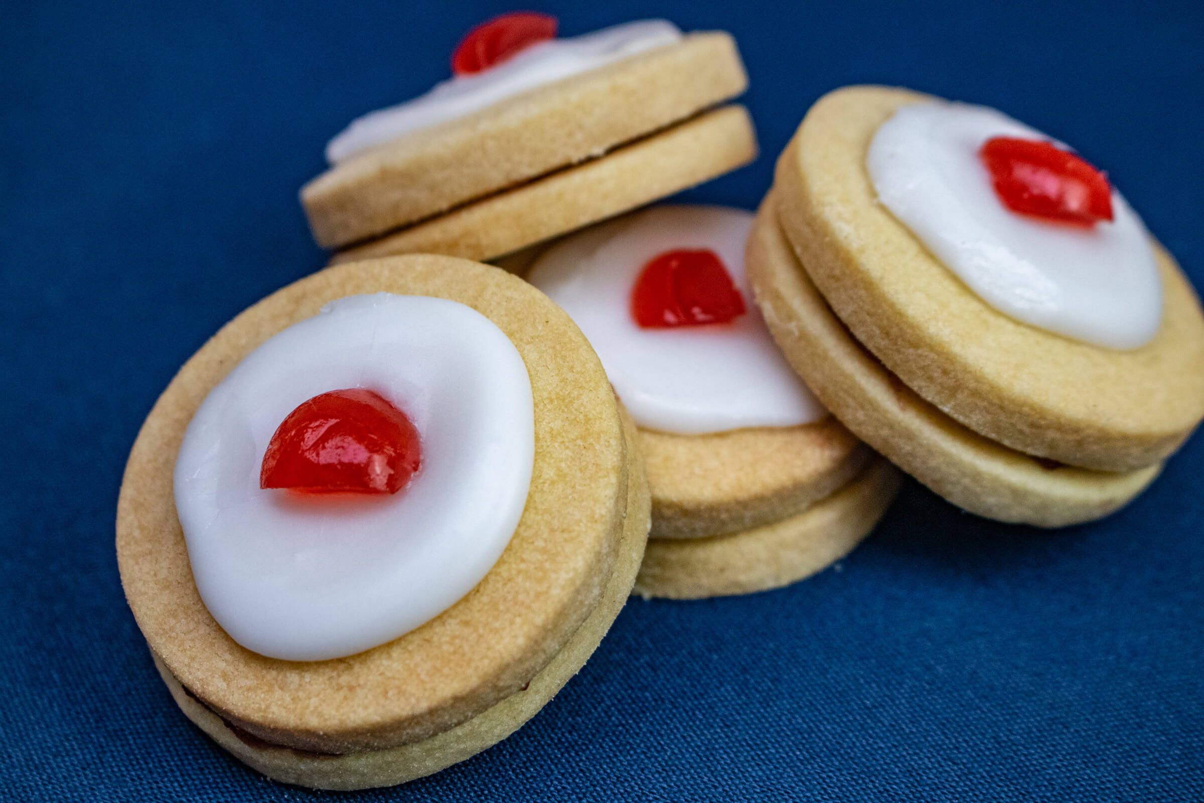 Fresh German biscuits from Olive Tree Bakes