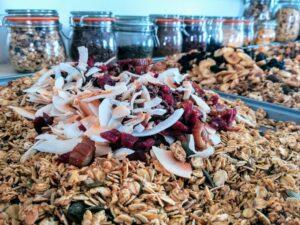 Producer of the Week: Morning Glory Granola